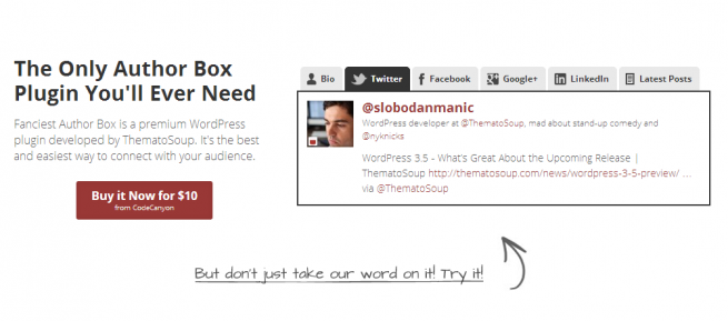 The Only WordPress Author Box You'll Ever Need