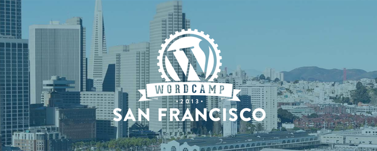 WordCamp San Francisco 2013