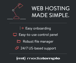 Media Temple, Managed WordPress Hosting