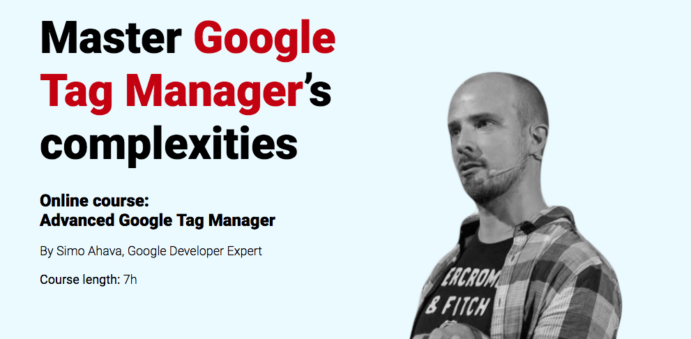 Advanced Google Tag Manager Review CXL Institute