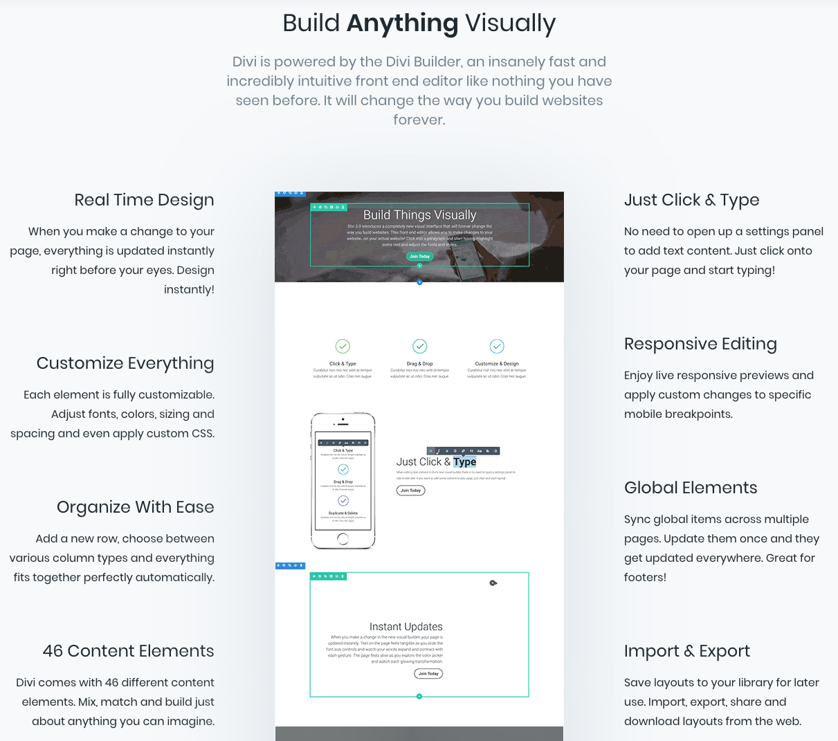 Divi WordPress Theme and Landing Page Builder