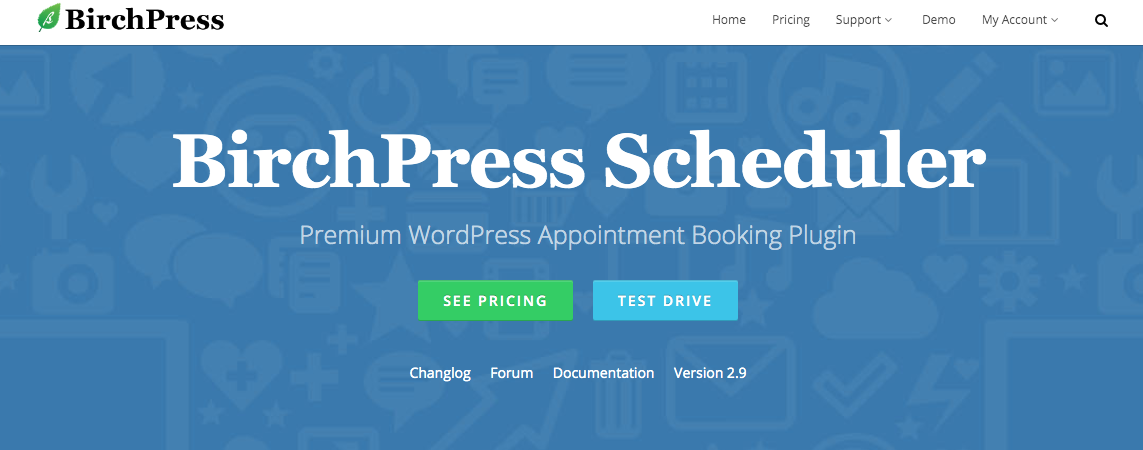 BirchPress, Premium WordPress Appointment Scheduling Plugin